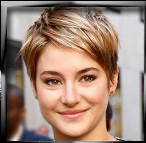 8 Shailene Woodley Kurzen Haarschnitt Kurzhaar Frisuren