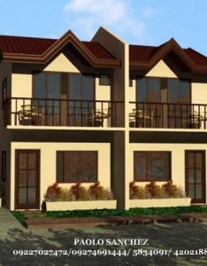 Duplex model houses in the philippines also house plans pinterest rh