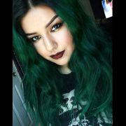 prove emerald hair