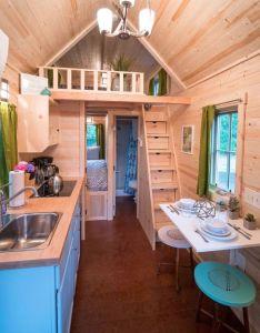 Zoe cypress tiny house at mt hood village via tinyhousetalk com also rh pinterest
