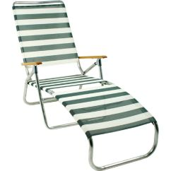 Summer Chaise Lounge Chairs Table And 2 Awesome Folding Beach Chair