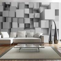 Photo Wallpaper Wall Murals Non Woven 3D Modern Art ...