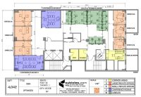 Office Layout Plan with 3 common areas. #officelayout ...