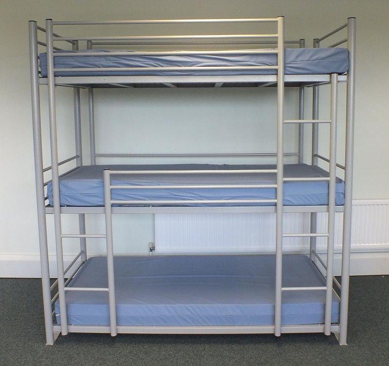 Morpheus Triple Bunk Bed