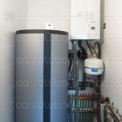Daikin Split System Wiring Diagram Boat Battery Charger Alweer Een Warmtepompinstallatie Van Cia Solutions, General Fujitsu Waterstage Warmtepomp In ...