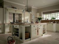 Kitchen Designs. Wonderful Warm Neutral Ivory Classic ...