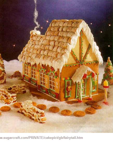 Gingerbread Houses INTERIOR DESIGN IAccent On Design I Blog