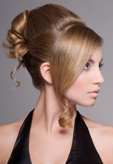 Toupierte Hochsteckfrisur Festliche Frisuren Für Jeden Haartyp