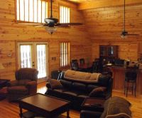 interior pine wood paneling | For the Home | Pinterest ...