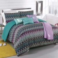 Roxy Tribal Dash Full-Queen Bed In A Bag by Roxy Bedding ...
