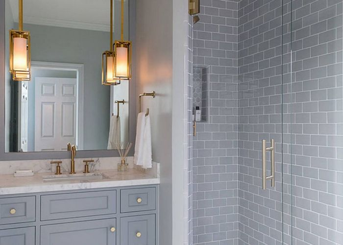 Small master bathroom tile makeover design ideas also