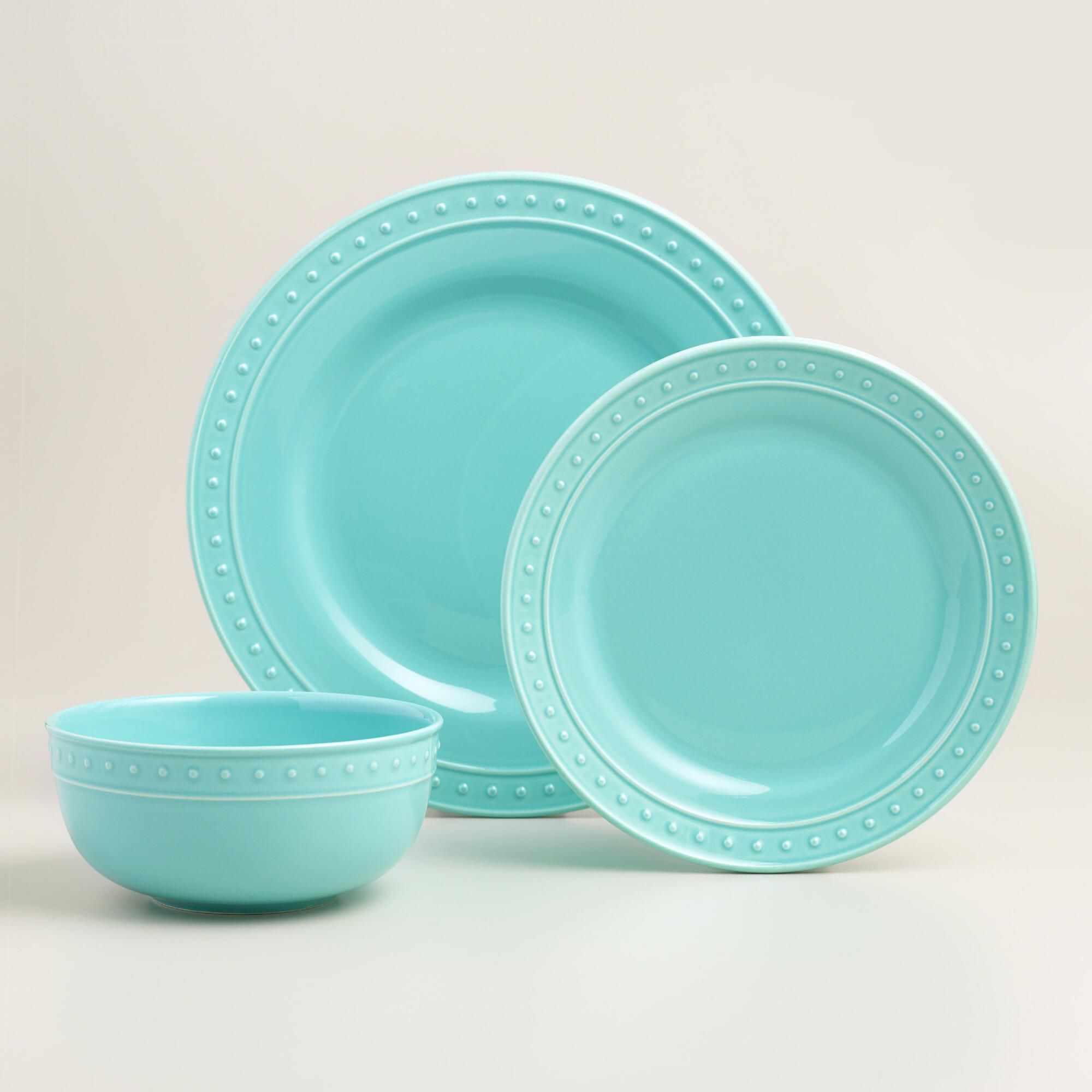 kitchen cups and plates espresso white cabinets aqua nantucket dinnerware discover more ideas about