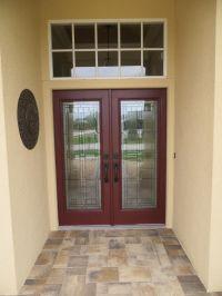 Thermatru Saratoga decorative door glass insert Saratoga ...