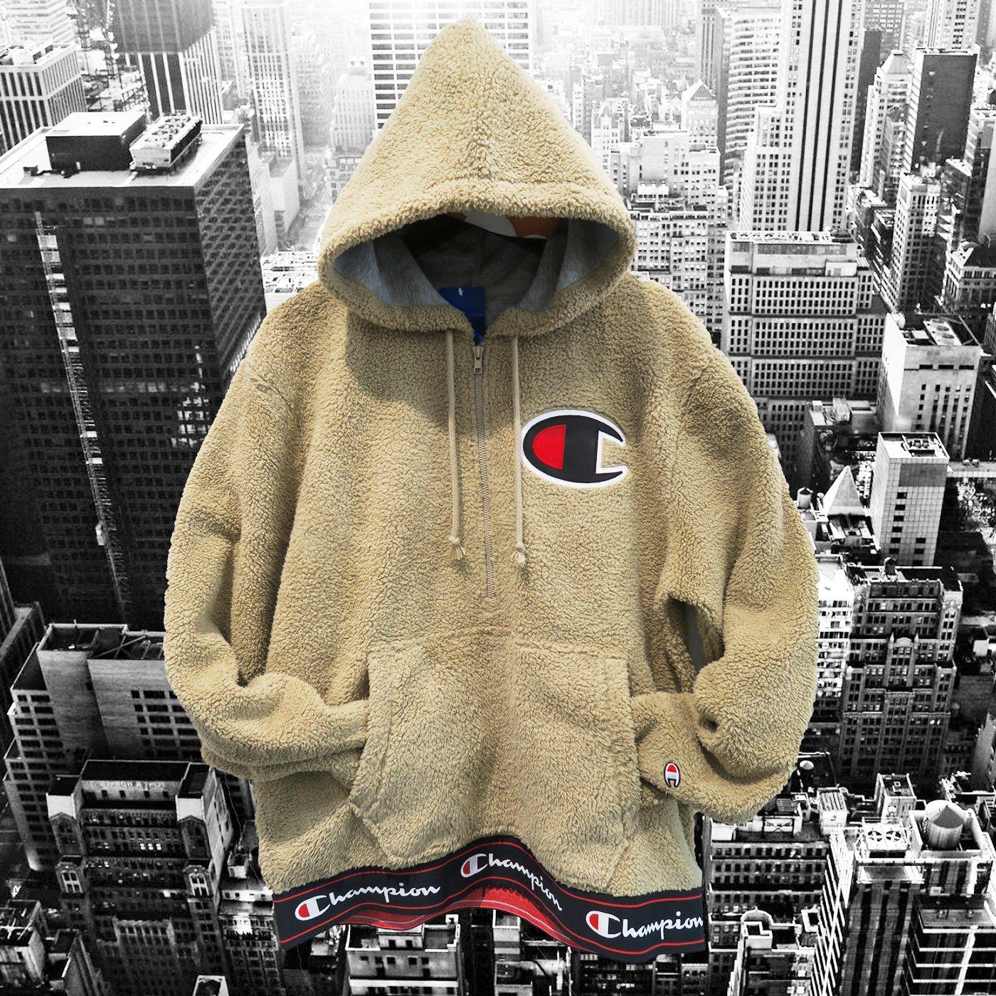 Hooded Sweatshirt Zip Pullover Mens Half