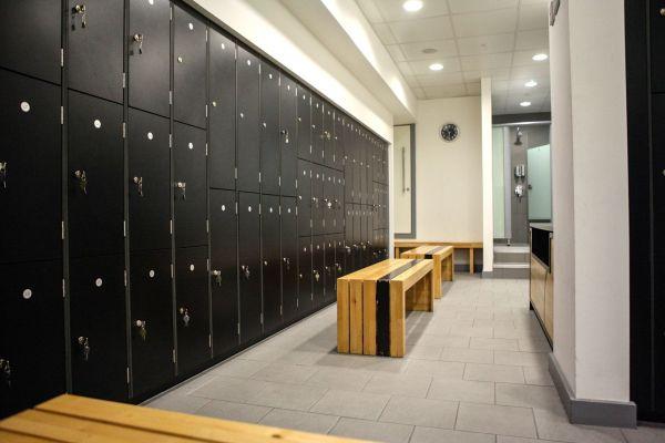 Gym locker plans year of clean water