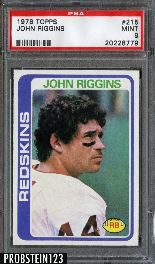 45b1968af76 20+ Redskins Trading Cards Pictures and Ideas on Meta Networks
