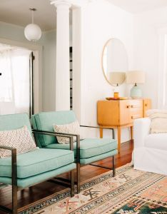 You  re going to be obsessed with this dreamy bohemian living room also light blue chairs dream house pinterest lights rooms rh