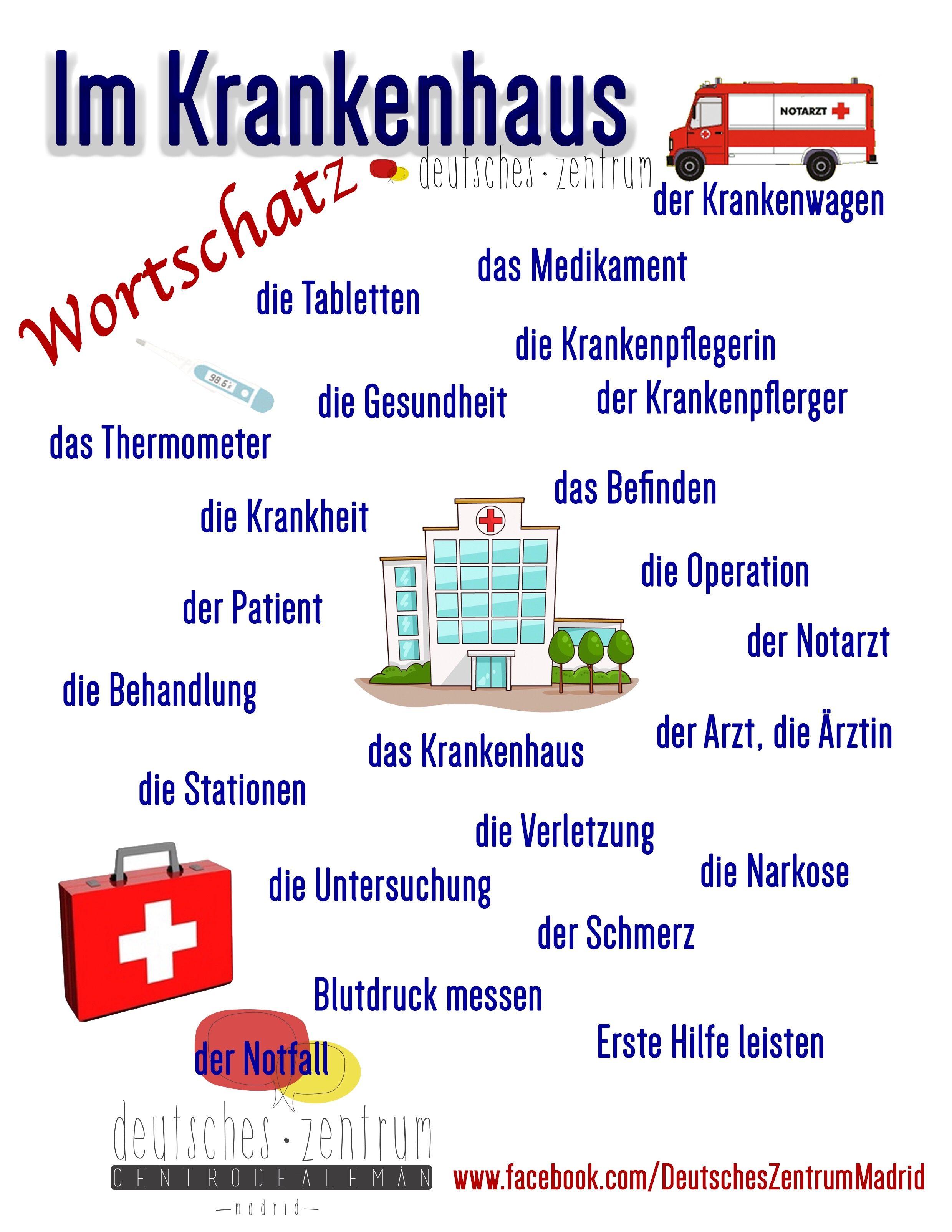 7 ways to a german language muscles of inhalation and exhalation diagram krankenhaus deutsch wortschatz grammatik