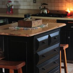 Craigslist Kitchen Island How Much Does It Cost To Replace Cabinets Diy A Couple Years Ago When I Painted Our