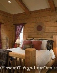 Top bedroom decorating ideas for log homes also rh pinterest
