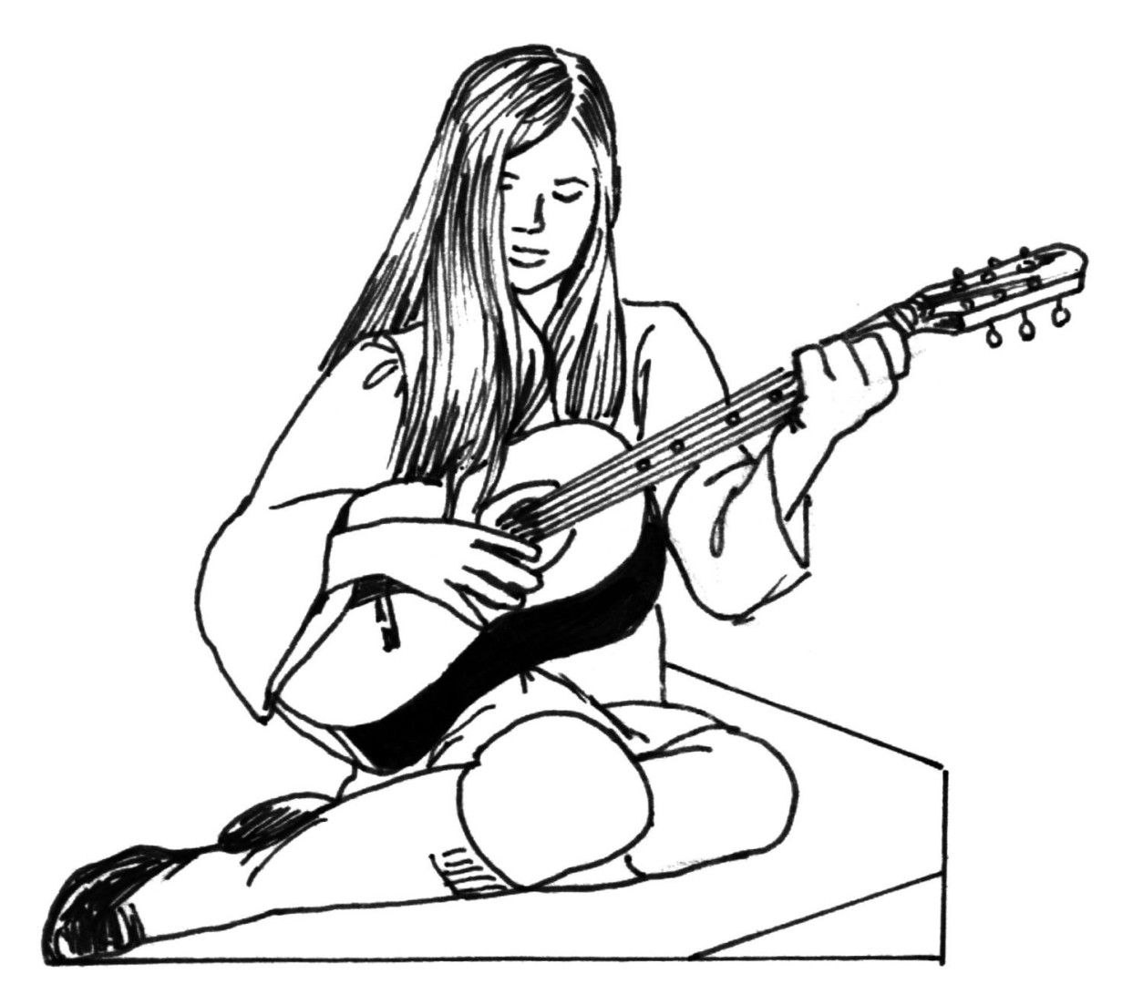 Coloring Pages For Girls Ages And Up