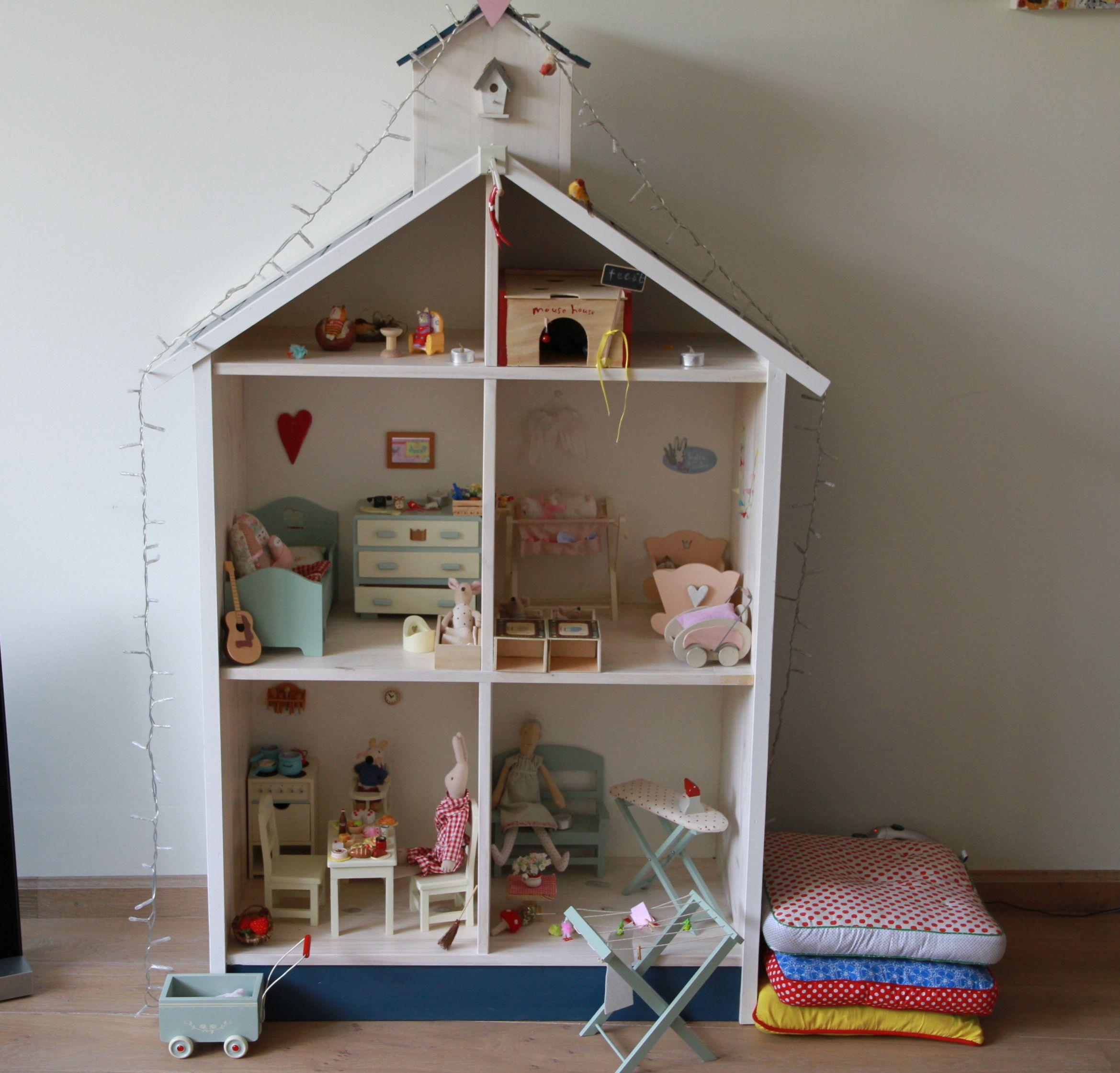 Puppenhaus  Puppenhaus  Pinterest  Diy Kinderzimmer