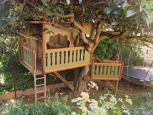 Best Tree House Plans & Designs Treehouse Tree Houses And