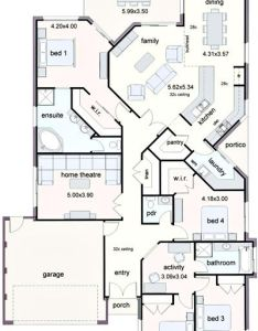 Chris allen gladstone designer homes new house plans and designs also pinterest home rh