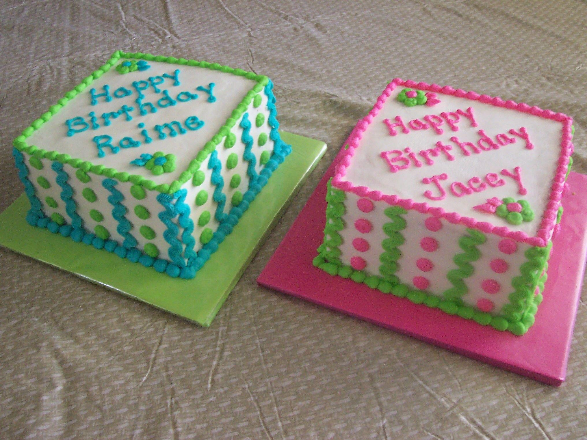 My Son And I Birthday Cake Idea
