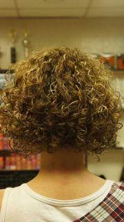 perm short hair view