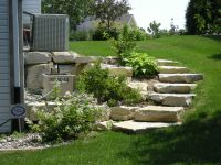 what kind of landscaping for a hill | - Landscaping ...