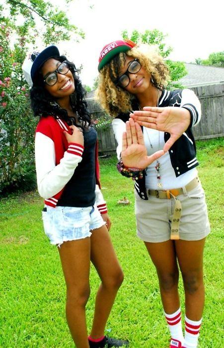 black best friends tumblr Black Girls with Swag Tumblr
