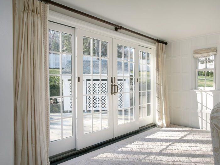 French Patio Doors Sliding French Doors  Renewal by