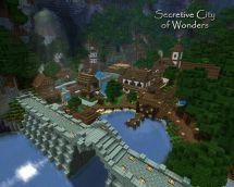 Minecraft Underground City