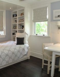 Room clever small bedroom ideas in space saving interior also setting rh pinterest