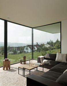 House in uitikon by meier architekten comfort designhouse architecturearchitecture interiorsmodern also interior design for home rh uk pinterest