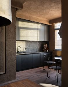 Architecture also  ukrainian family apartment interspersed with japanese minimalism rh pinterest