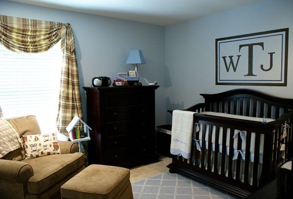 Baby Boy Nursery Room Ideas