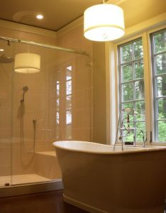 Cool ideas for cottage house design amazing classic bathroom glass shower door the farm at also rh pinterest