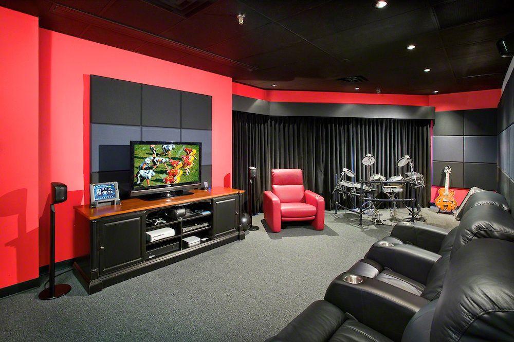 Music Room Drum Set  Architecture Designer  Pinterest