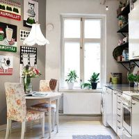 Depiction Of Invade Your Home Interior With Retro Style Appliance Full Hd Kitchen Design Ideas Retro Country Mobile High Quality