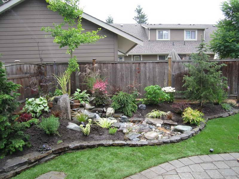 Landscaping Ideas For Backyard On A Budget