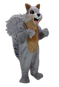 Buy Squirrel Costume - 28142 Animal Mascots at Costume ...