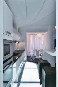 Futuristic Apartment Interior That Reminds A Salt Cave ...