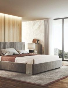 Mid century modern design inspires laskasas the dream bedroom  relaxing living room or dining ideal for dinners with friends also rh za pinterest