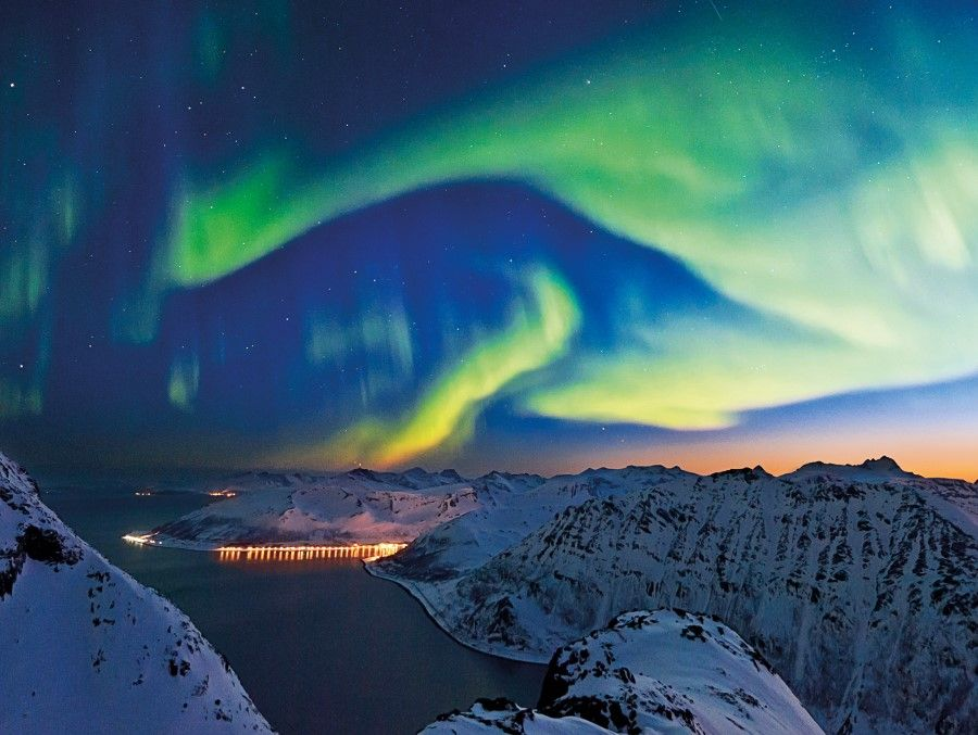 Northern Lights Cruise December 2017