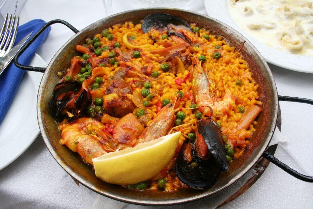 Traditional Food in Madrid Spain  Spanish Cuisine