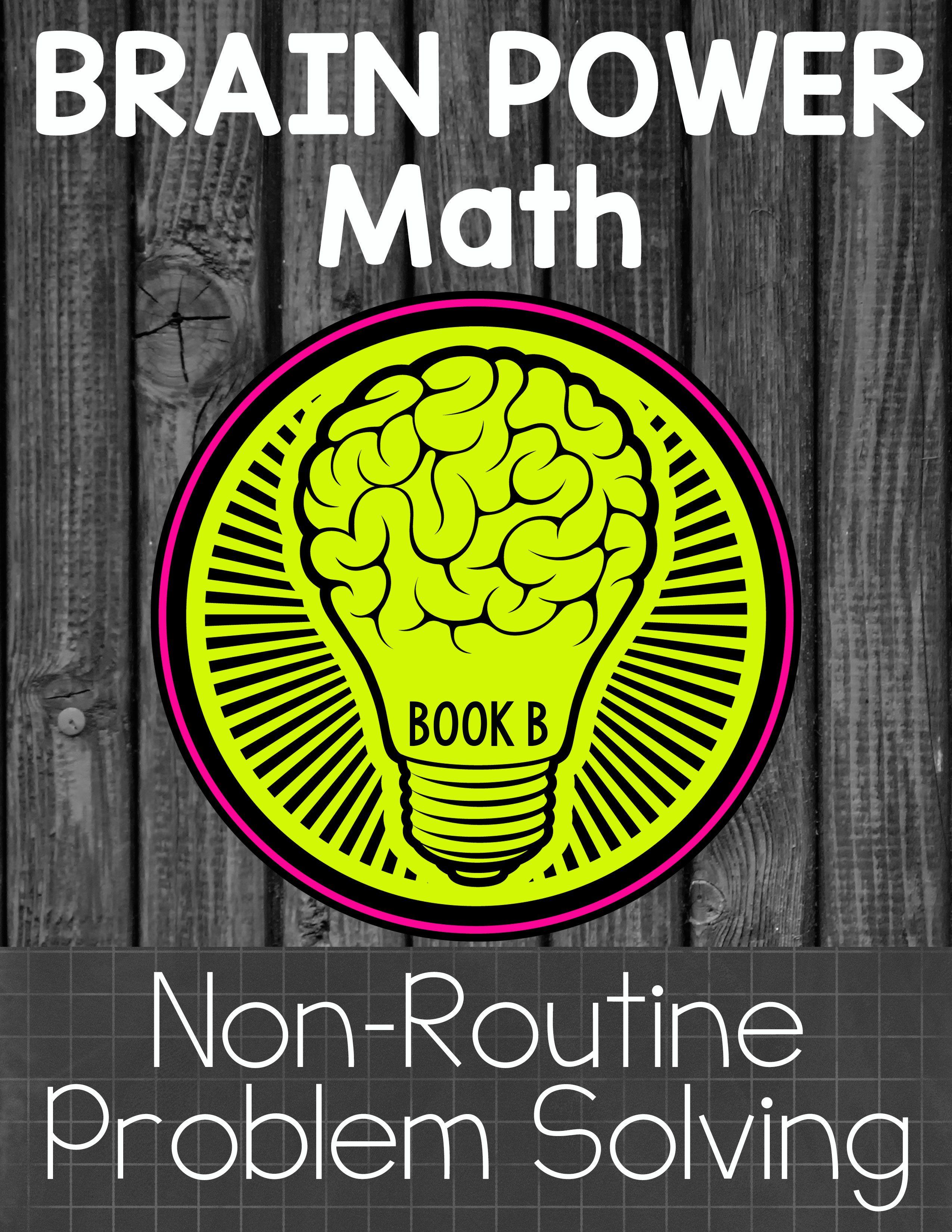 Math Problem Solving Book B