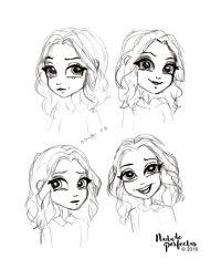 Dibujos De Soy Luna Nada De Perfectas Para Colorear