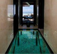 Best 25+ Glass floor ideas on Pinterest | House near water ...